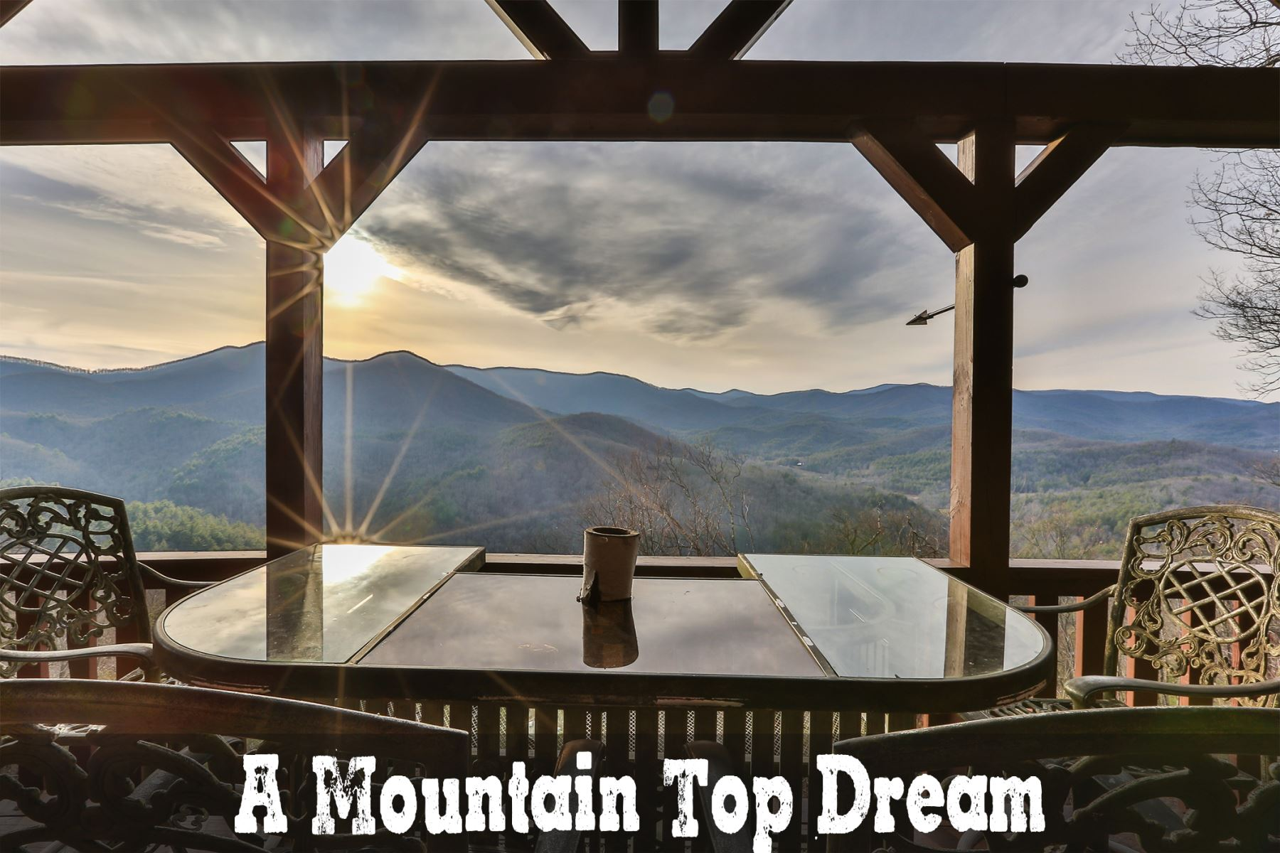 A Mountain Top Dream