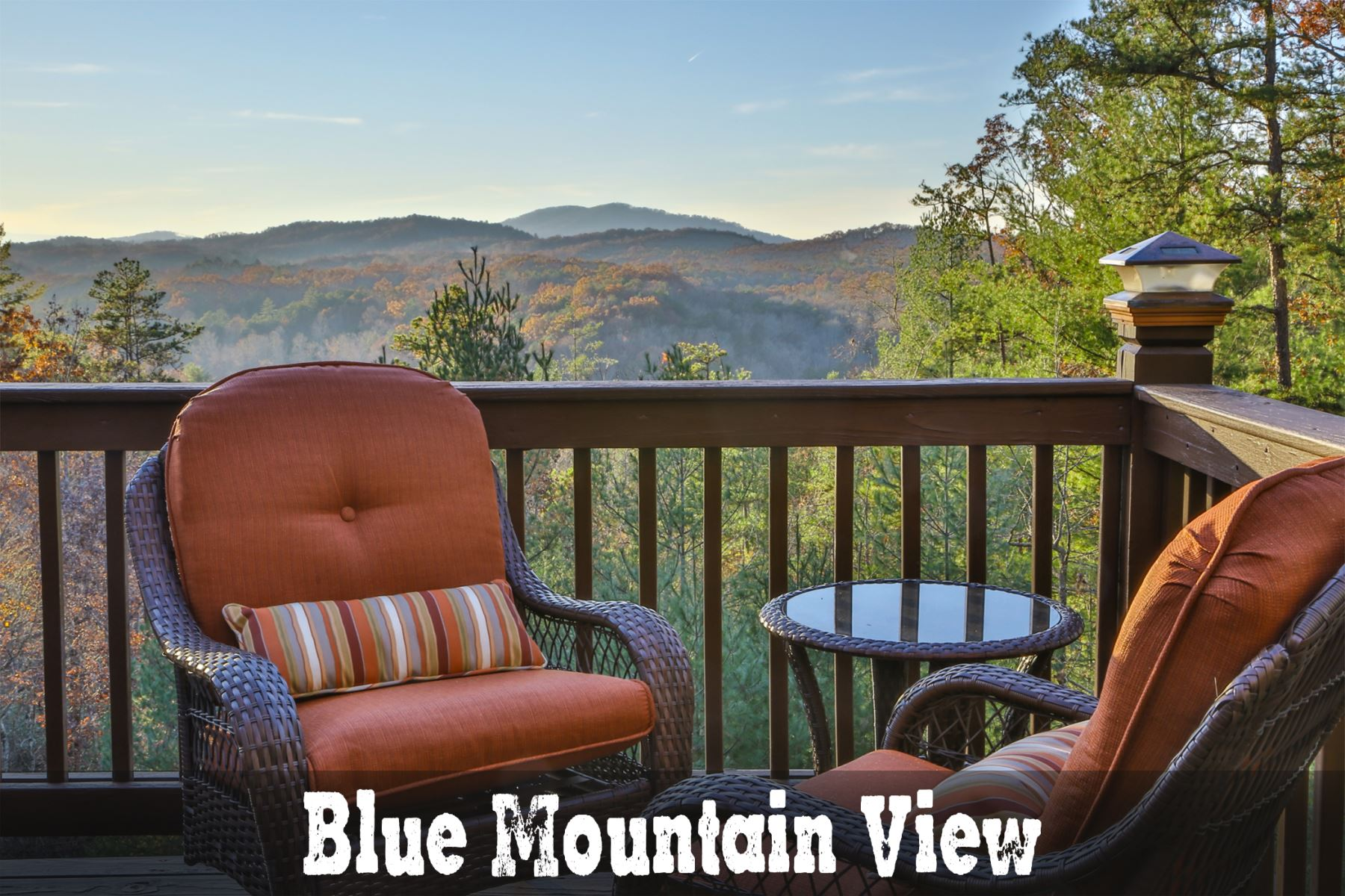Blue Mountain View