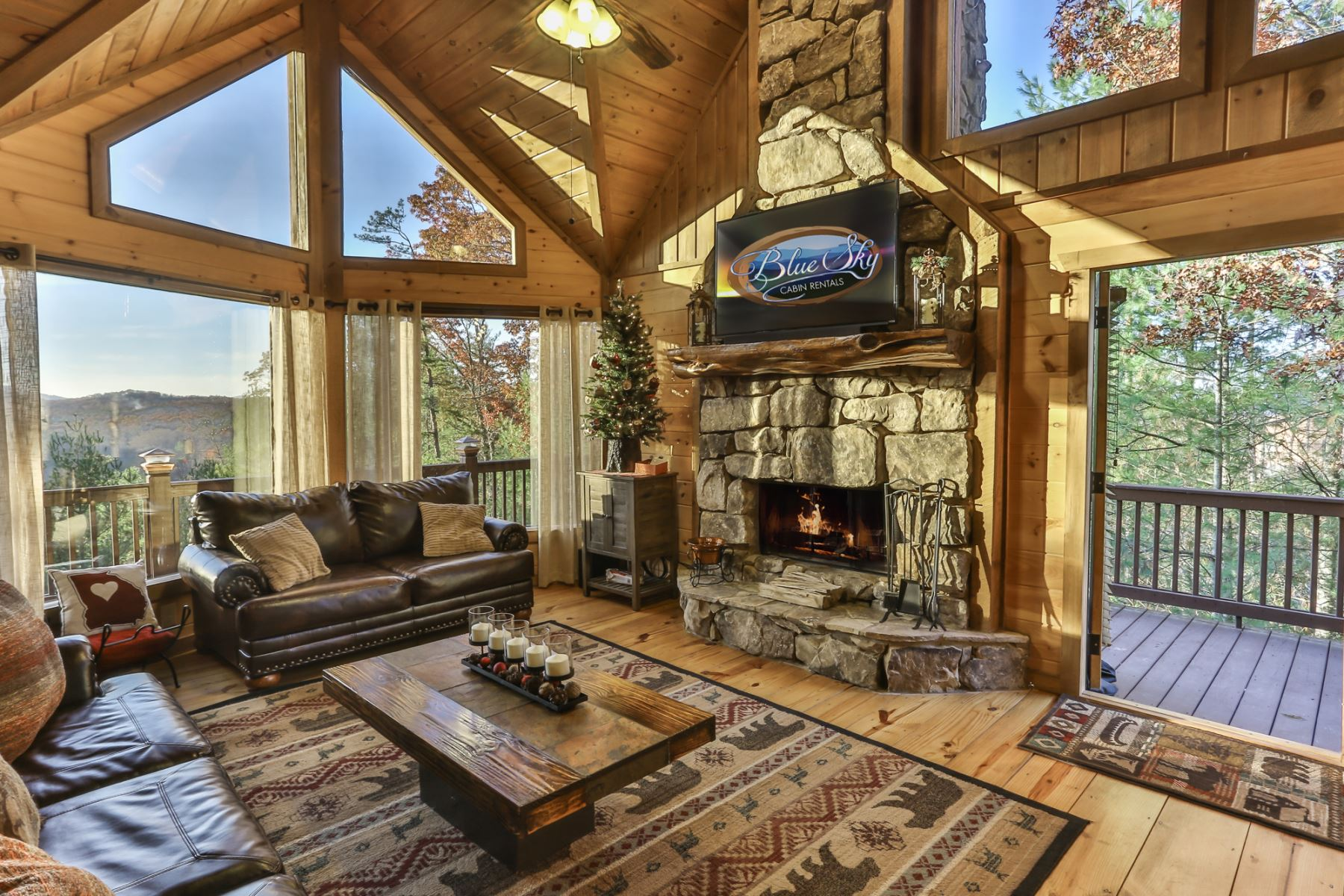 Blue Sky Cabin Rentals   Blue Ridge & Ellijay Cabin Rentals