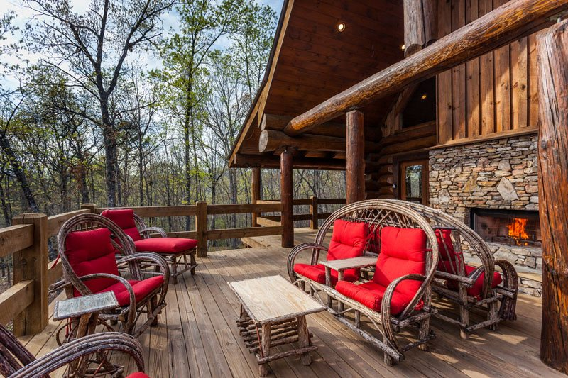 Morganton Georgia rental cabin