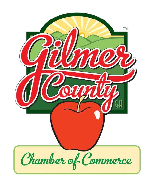 Gilmer County (Ellijay GA) Chamber of Commerce logo