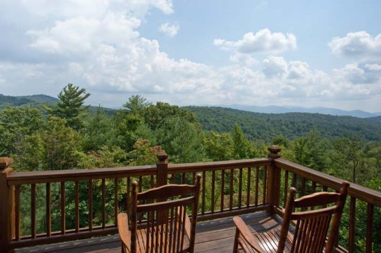 Ellijay mountainview cabin