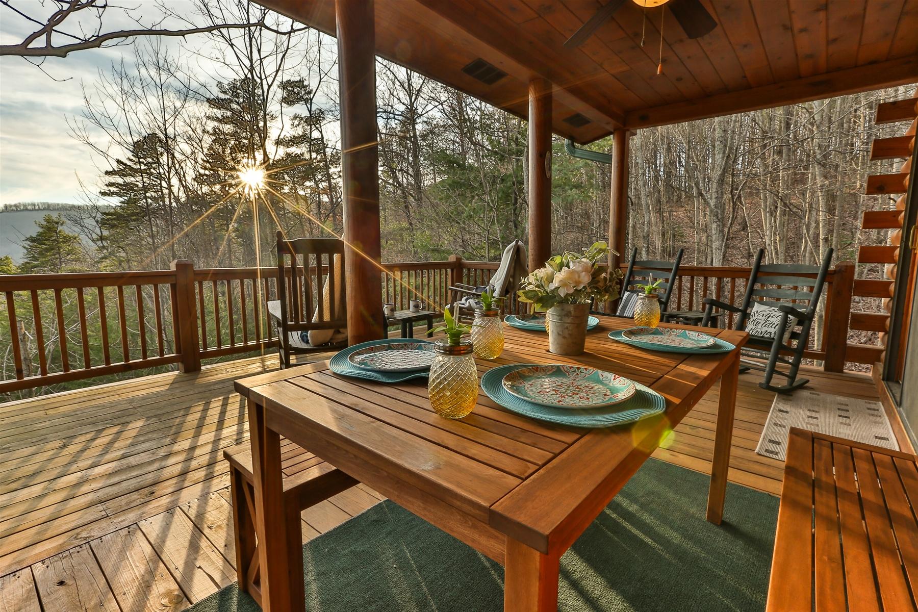 North Georgia Cabin Rentals Amp Vacation Cabins Blue Sky
