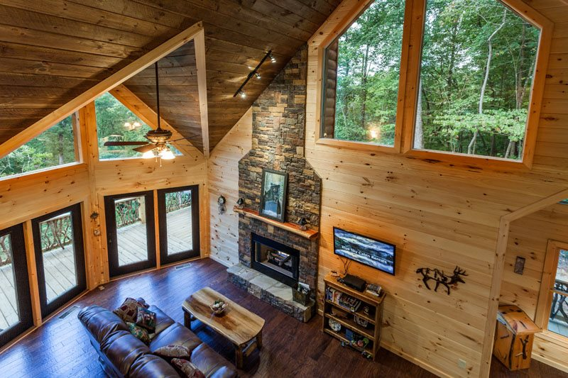 North Georgia vacation cabin