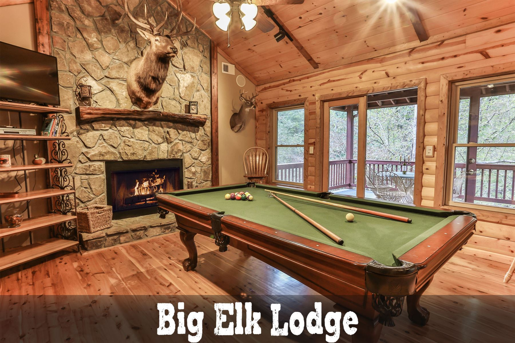 Big Elk Lodge