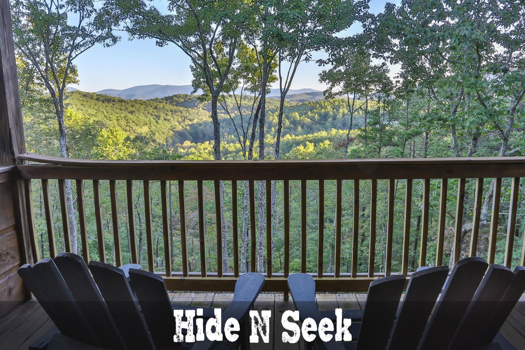 Big Elk Lodge Hide N Seek Creekside Hideaway