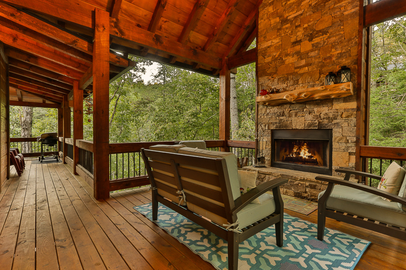North Georgia Cabin Rentals & Vacation Cabins | Blue Sky ...