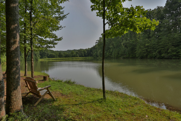 North Georgia Vacation Property, Lazy Lake