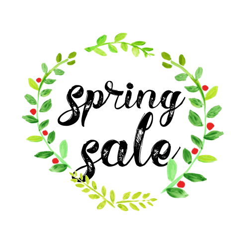 spring sale image for cabin reservations discount