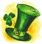 st-pattys-10% off plus a special gift